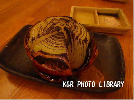 11月24日淡路産玉ねぎの黒焼き