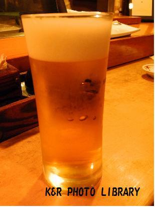 11月30日鮨晴ビール