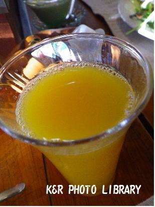 12月1日オレンジジュース