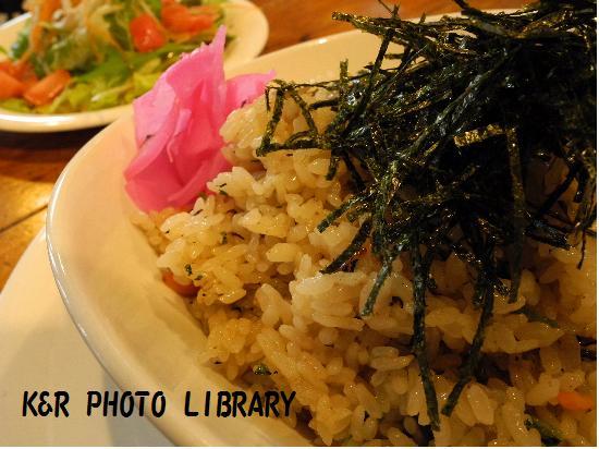 12月1日山菜ピラフ