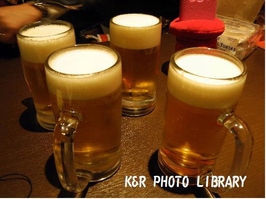 12月5日生ビール