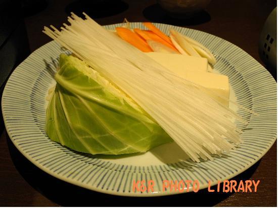 12月5日野菜盛り合わせ