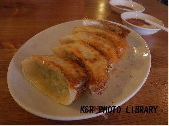 1月13日焼餃子