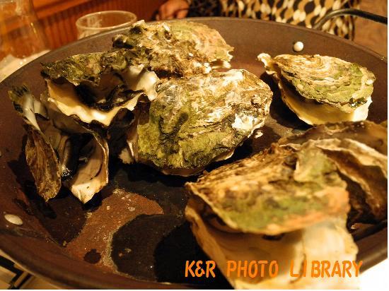 2月1日牡蠣のオーブン焼き1