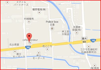 cafe 地図