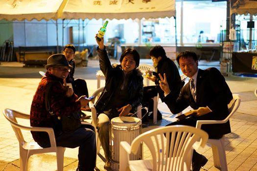 食と酒 東北祭り