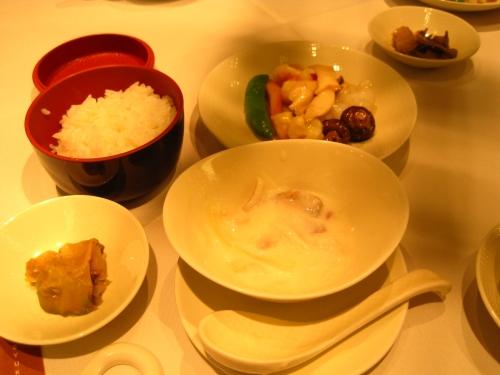柚子風味&クリーム煮