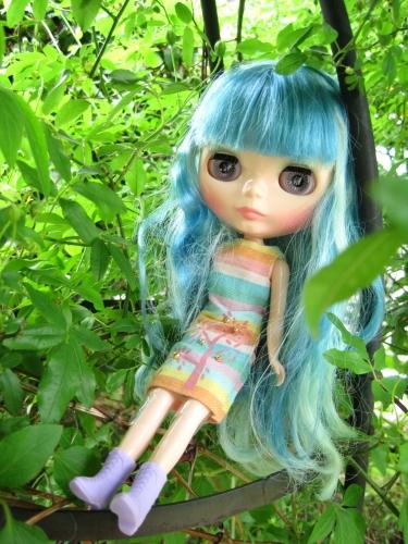 緑園の天使