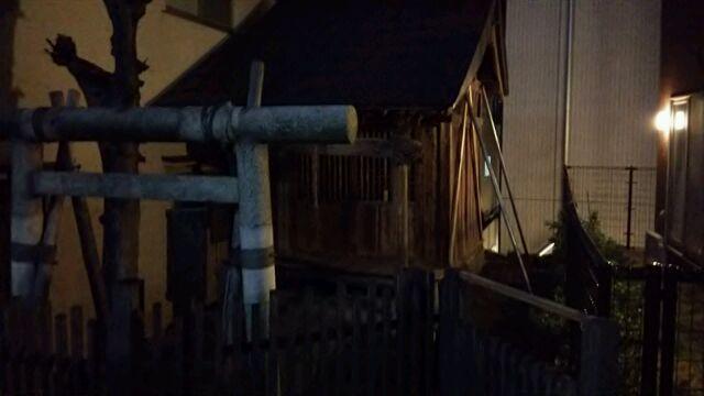 350年あるという稲荷神社