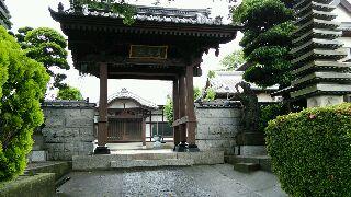 船橋 長福寺