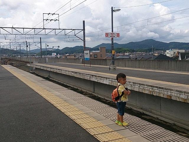 140827 茶屋町駅にて ブログ用