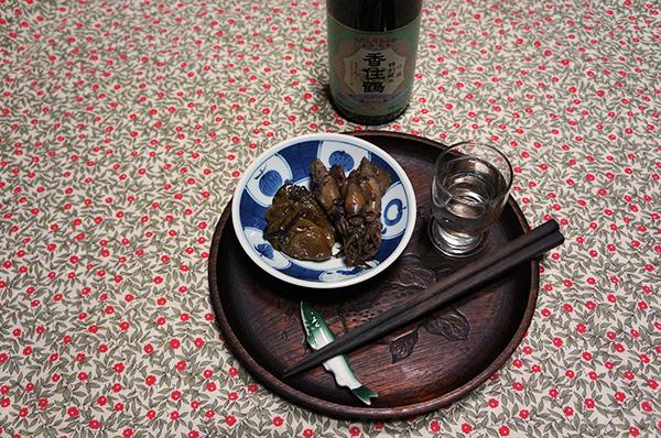 「磯」オリジナル牡蠣とベイカの佃煮