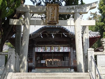 川島城04