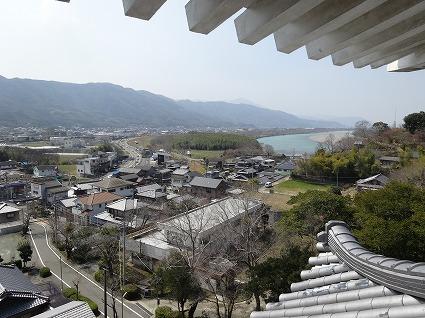 川島城08