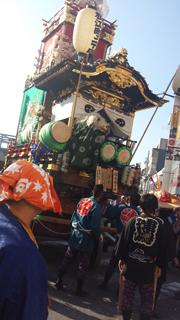 川越祭りその3