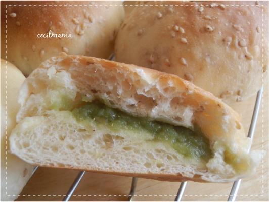 ずんだパン_1