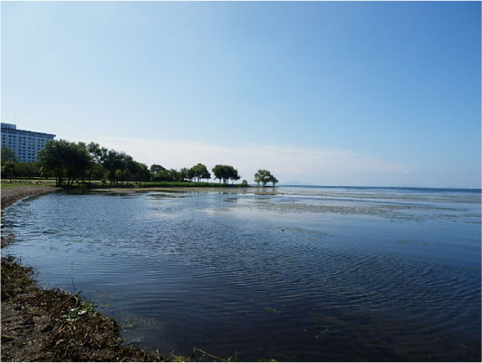 琵琶湖の景色_1