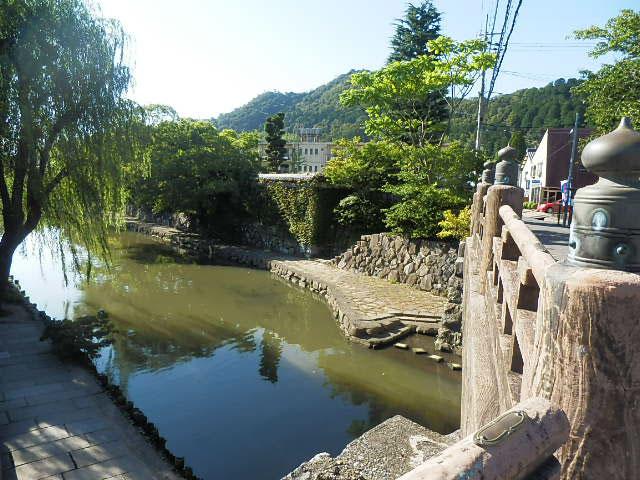 八幡堀の景観