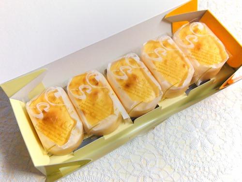 半熟チーズ02@坂斉養鶏場