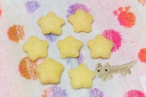 カナエルコーン・幸せたっプリン味04@Tohato