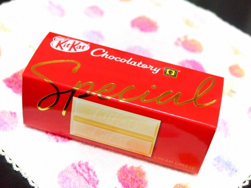 special CREAM CHEESE01@KitKat Chocolatory