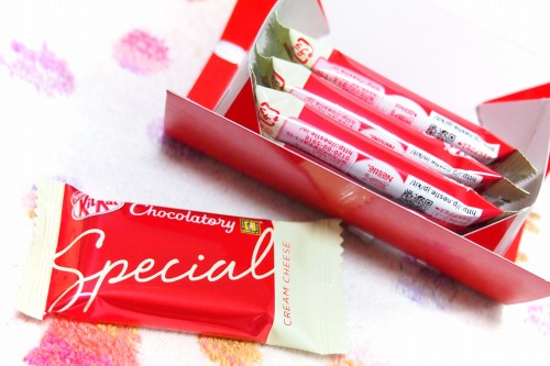 special CREAM CHEESE02@KitKat Chocolatory
