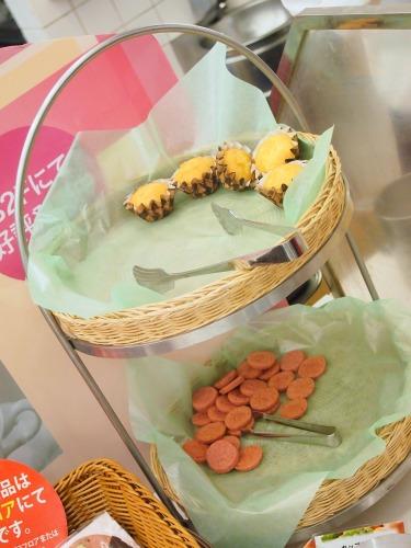 クッキーマフィンコーナー@TAKANO