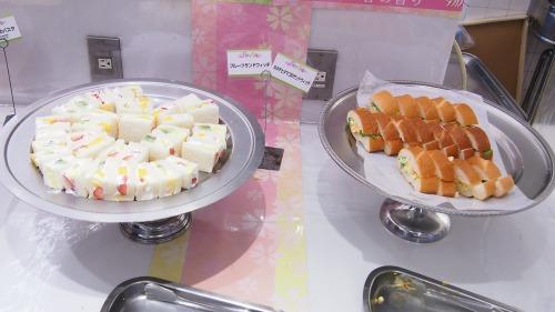 サンドイッチコーナー@TAKANO