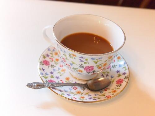 コーヒー@FIORETTO