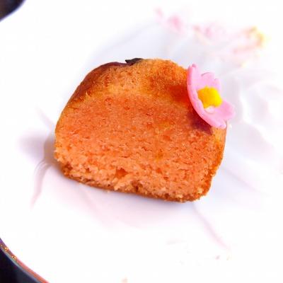 桜のパウンドケーキ02@アートグレイス大宮離宮_四季庭 2014年04月