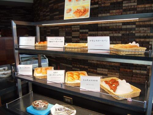 パンコーナー@東京ベイ舞浜ホテル FINE TERRACE 2014年04月