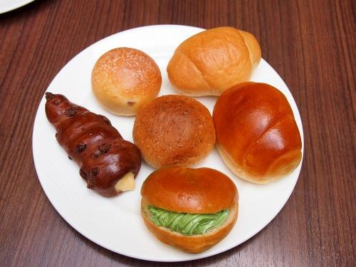 パンコーナー02@東京ベイ舞浜ホテル FINE TERRACE 2014年04月