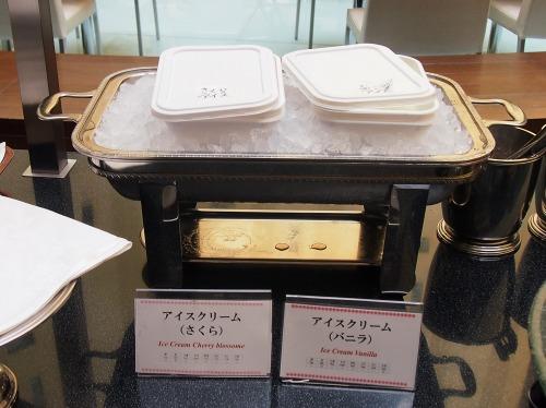 アイスクリーム01@東京ベイ舞浜ホテル FINE TERRACE 2014年04月