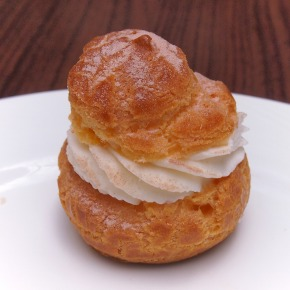 さくら風味のシュークリーム02@東京ベイ舞浜ホテル FINE TERRACE 2014年04月