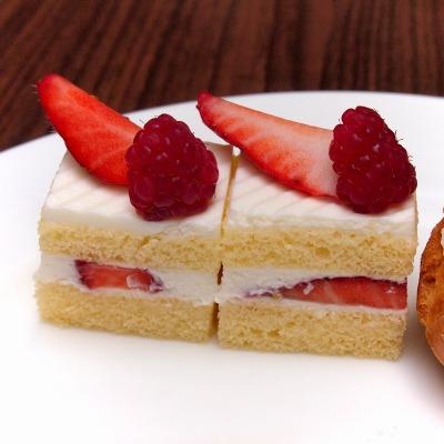 苺のショートケーキ02@東京ベイ舞浜ホテル FINE TERRACE 2014年04月