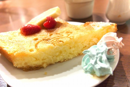 キキとララのふわふわスウィートパンケーキ07@THE GUEST cafe&diner キキララカフェ