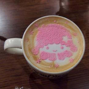 キキ☆ラテ/ララ☆ラテ03@THE GUEST cafe&diner キキララカフェ
