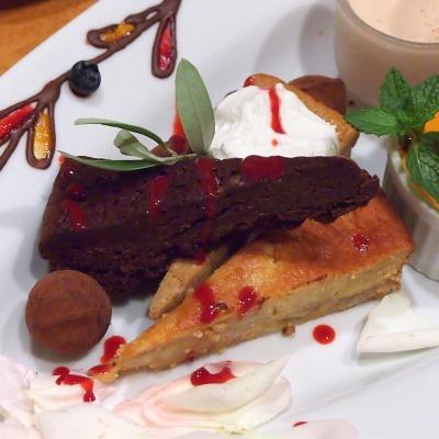 ケーキ3種@Es Passion
