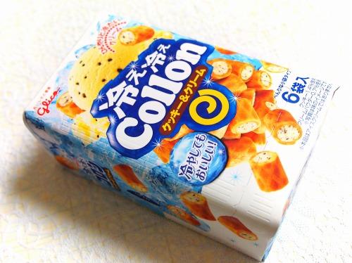 冷え冷えCollon クッキー&クリーム01@glico
