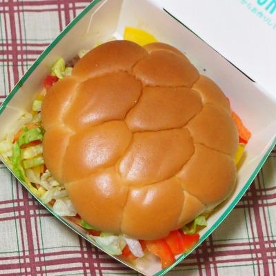 ブラジルバーガー ビーフBBQ03@McDonalds