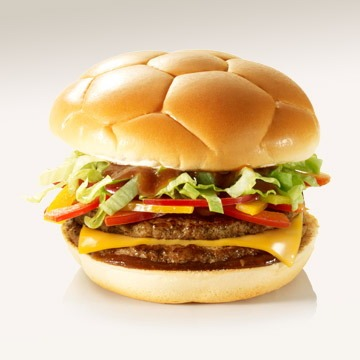 ブラジルバーガー ビーフBBQ06@McDonalds