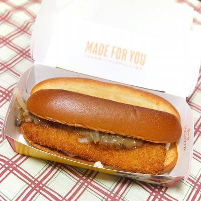 ドイツバーガー ポークシュニッツェル02@McDonalds