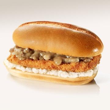 ドイツバーガー ポークシュニッツェル06@McDonalds