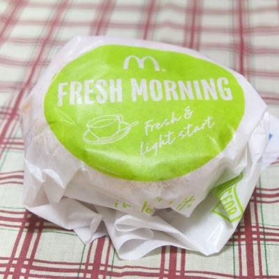 スパニッシュ オムレツマフィン01@McDonalds