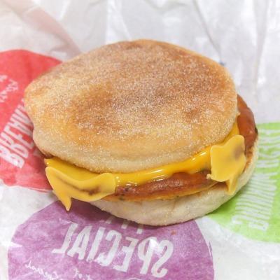スパニッシュ オムレツマフィン02@McDonalds