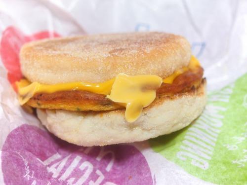 スパニッシュ オムレツマフィン03@McDonalds
