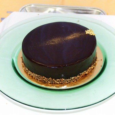 チョコレートムース01@スイートランチ 2014年06月
