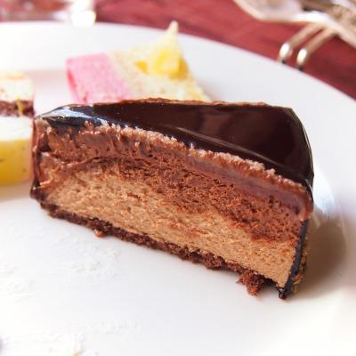 チョコレートムース02@スイートランチ 2014年06月