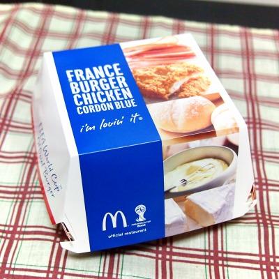 フランスバーガー チキンコルドンブルー01@McDonalds