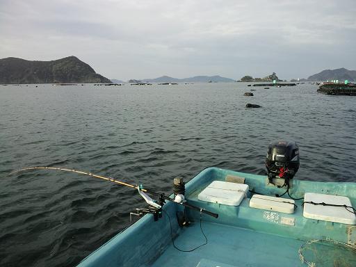 20140404 ‗2釣り開始